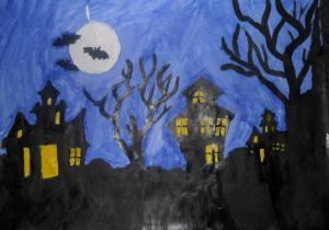 Natasa Raluca BURCHE Halloween